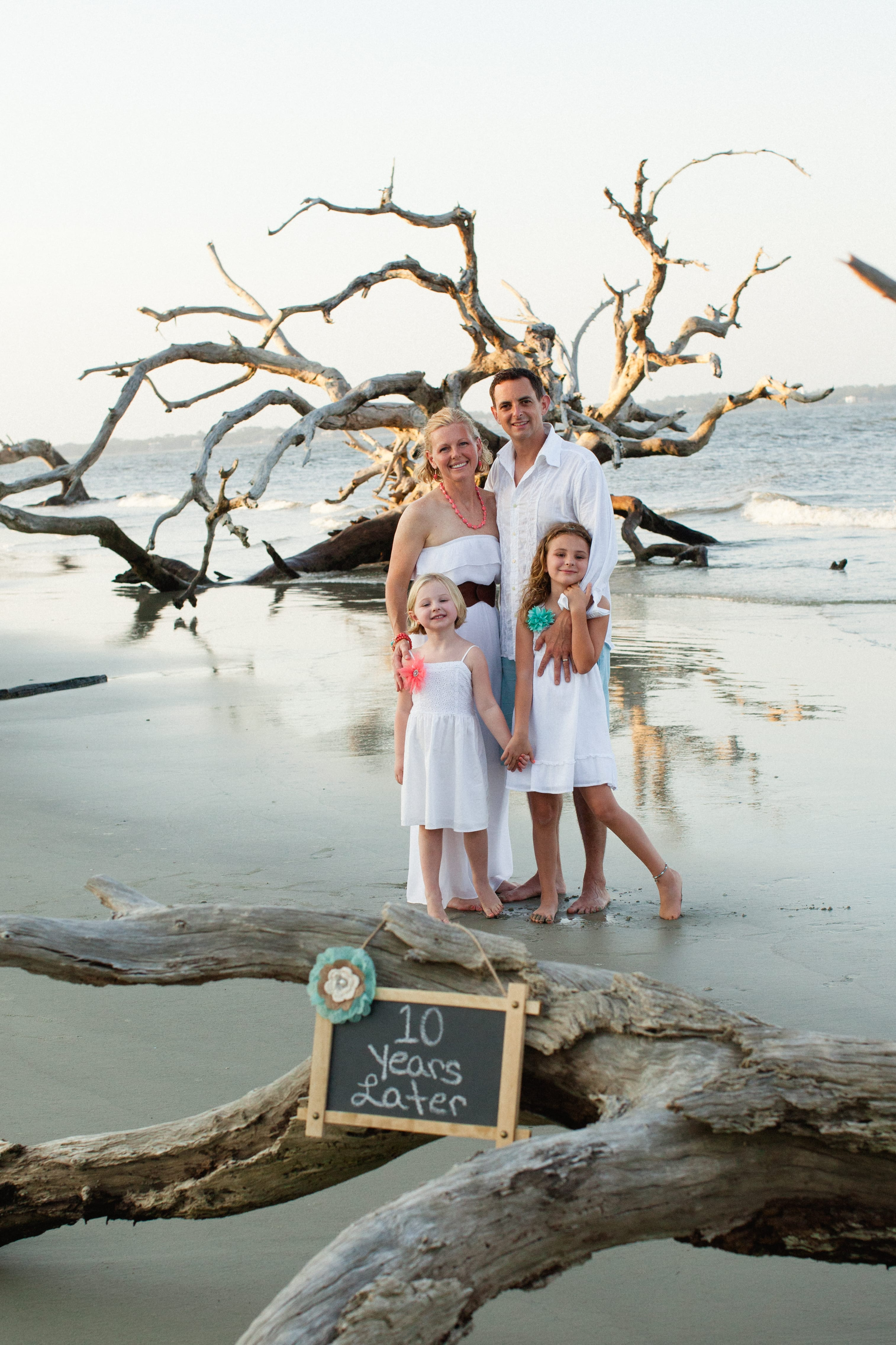 Jekyll Island Family Portrait Angela Hopper Photography