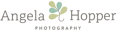 Angela Hopper Photography in Savannah, GA logo