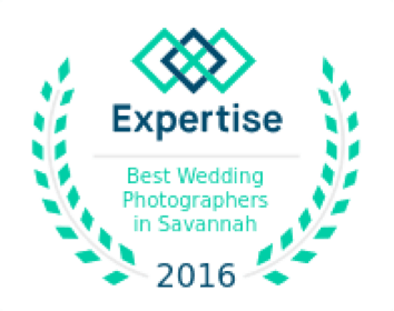 Best Wedding Photographers in Savannah 2016 expertise badge